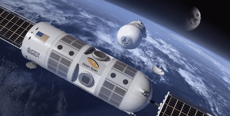 Houston-based company launching 1st ever luxury space hotel for $792K a night